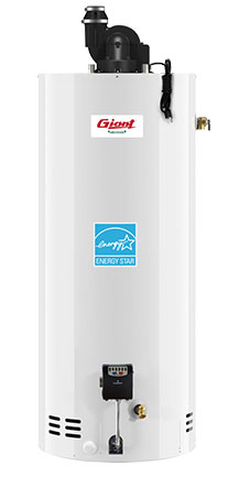 Energy Star Rated Power Direct Vent Gas-Fired Water Heaters